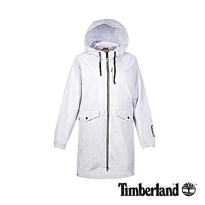 Timberland 女款冰河色防紫外線防潑水雨衣|B3108
