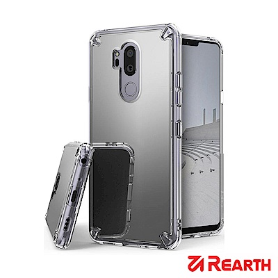 Rearth LG G7 ThinQ (Mirror) 鏡面保護殼