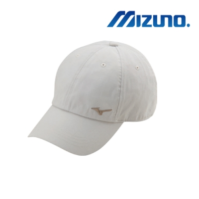Mizuno美津濃 運動帽(3頂入) 淺灰 32TW950405P