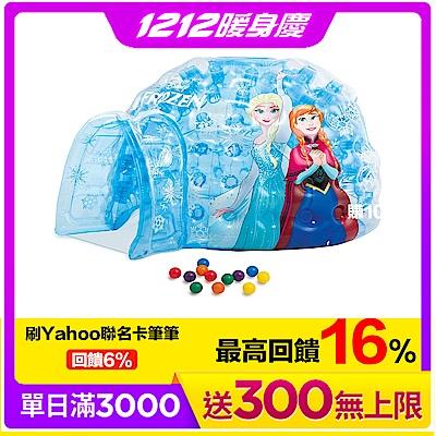 網友熱搜榜!【INTEX】FROZEN冰雪奇緣-ELSA遊戲球城堡(48670)