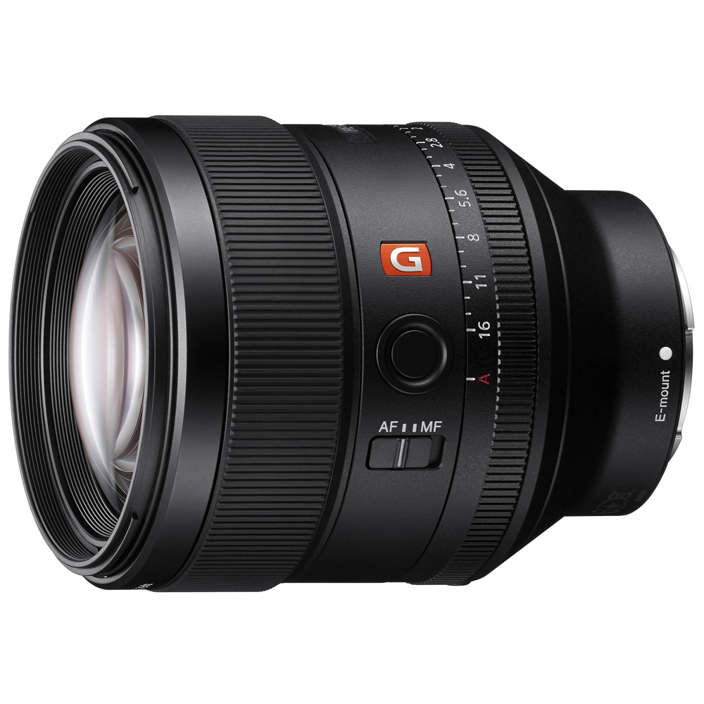 SONY G鏡 FE 85mm F1.4 GM 全片幅望遠定焦鏡頭(公司貨)