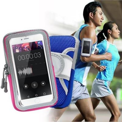 AISURE 三星 Note10  透氣手機觸控運動臂套臂袋