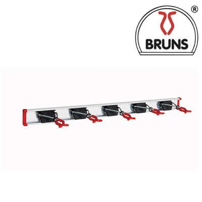 【Bruns】經典工具收納架 5入組 (附外框0.75m)