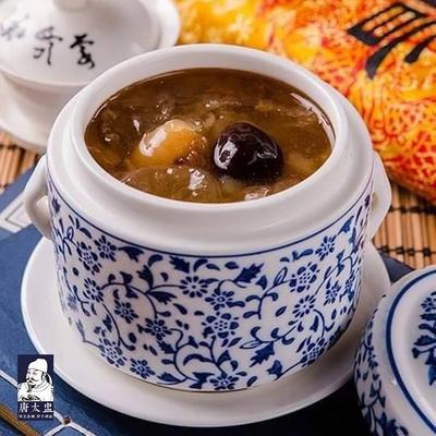 (任選)唐太盅 雪蓮子燉四寶湯450g