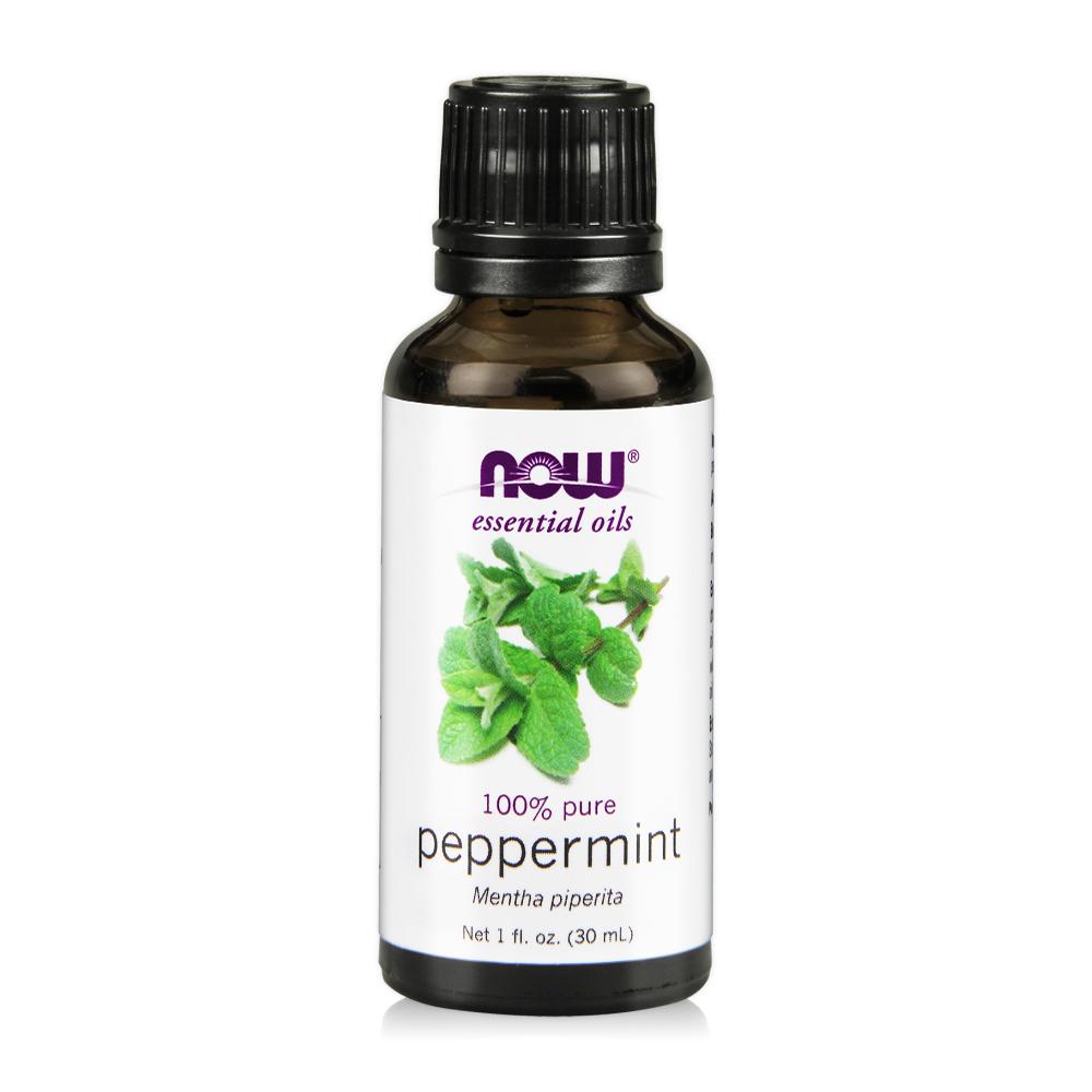 NOW Peppermint Oil 胡椒薄荷精油(30 ml)