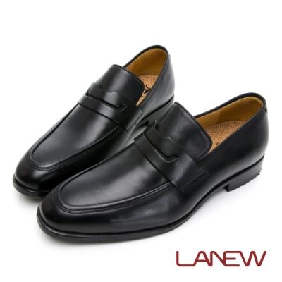 LA NEW Q Lite 優纖淨 樂福鞋 紳士鞋(男225033630)