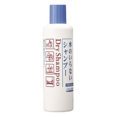 *SHISEIDO 乾洗洗髮劑250ml(補充瓶)