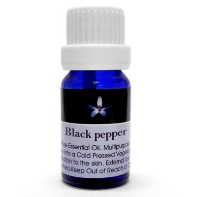 Body Temple 黑胡椒芳療精油(Black Pepper)10ml