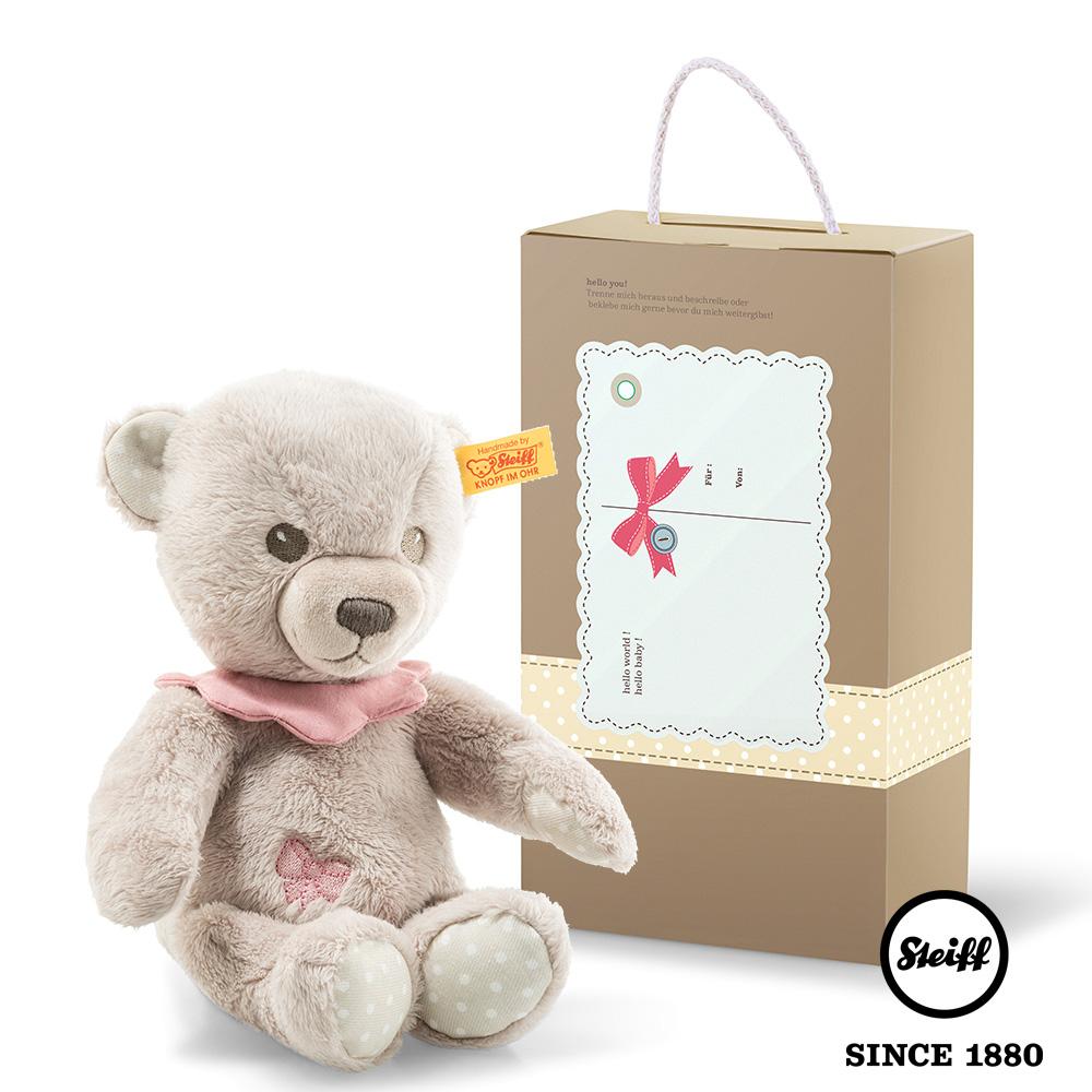 STEIFF 哈囉!寶貝熊 Hello Baby Teddy Bear(嬰幼兒玩偶) @ Y!購物