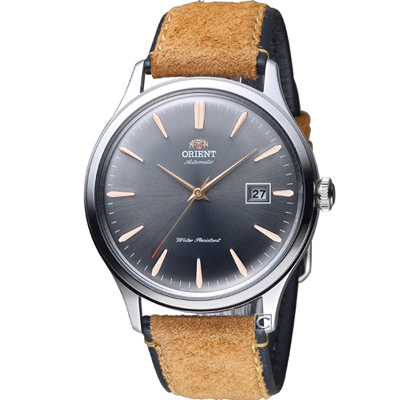 ORIENT 東方錶 DATEⅡ 大錶徑復刻機械錶(FAC08003A)