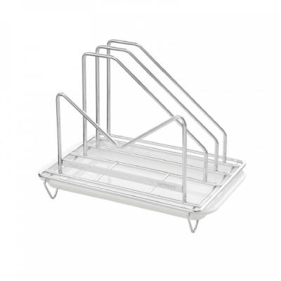 DAY&DAY 不鏽鋼桌上型鍋蓋砧板架(ST3027-01)