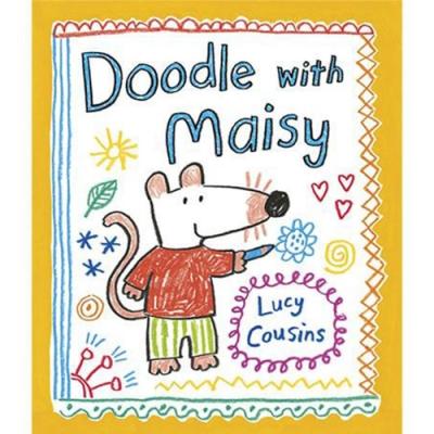 Doodle With Maisy 和波波一起玩塗鴉