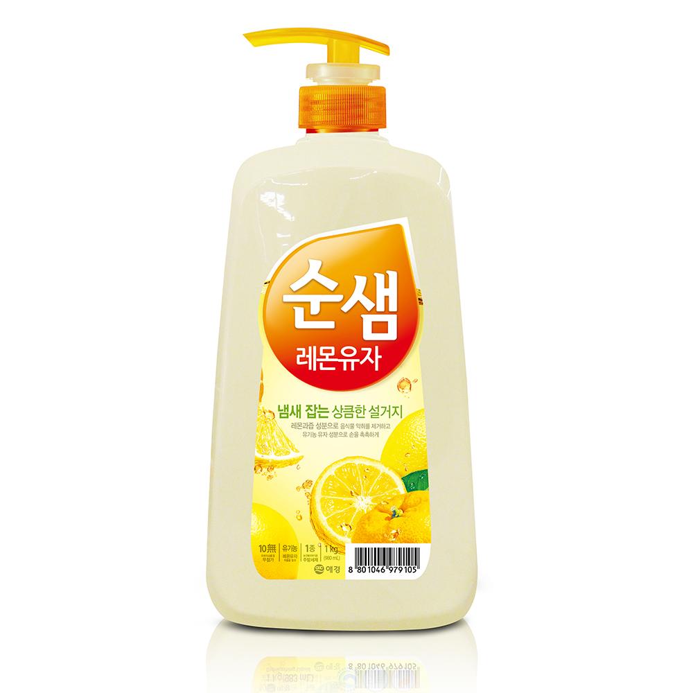 韓國AK  全植物檸檬酵素洗潔液 1KG