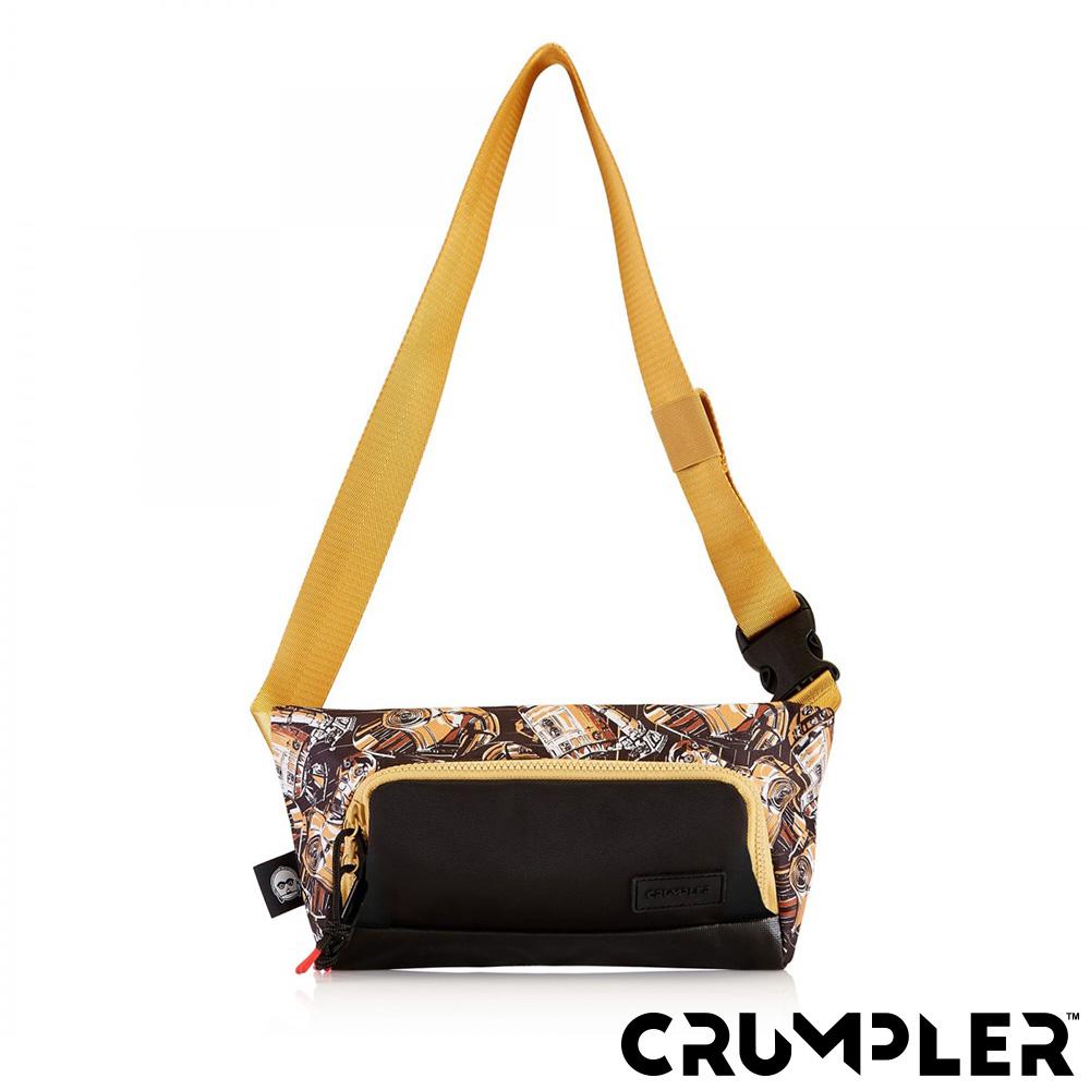 Crumpler 小野人 CLAM CHOWDER 克蘭多功能腰包(S) 星際大戰/金