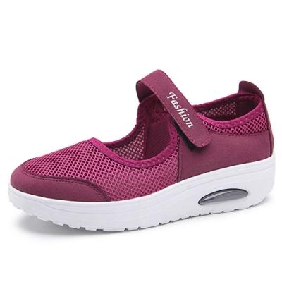 韓國KW美鞋館-簡約休閒舒適健步鞋-紫色