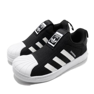 adidas 休閒鞋 Superstar 360 C 襪套 童鞋