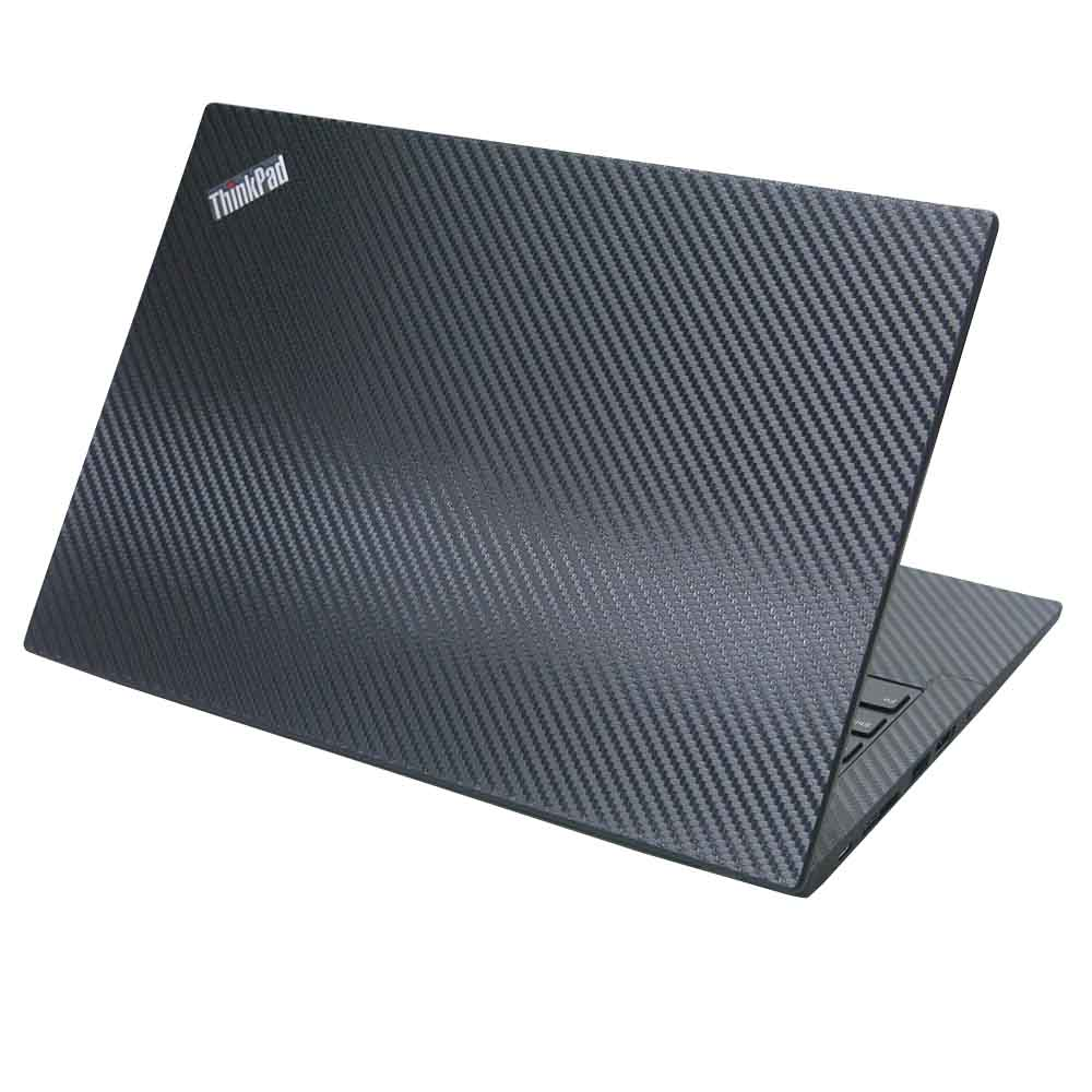 EZstick Lenovo ThinkPad X280系列 Carbon黑色立體紋機身貼