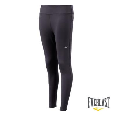 【EVERLAST】女款機能緊身褲-共兩色