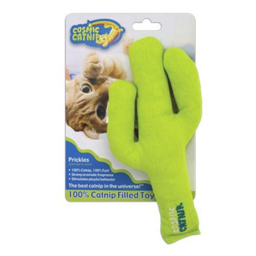 100%天然貓草抱枕 - 仙人掌