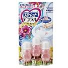 日本小林製藥 馬桶凝膠除臭劑-優雅花香(22.5g)