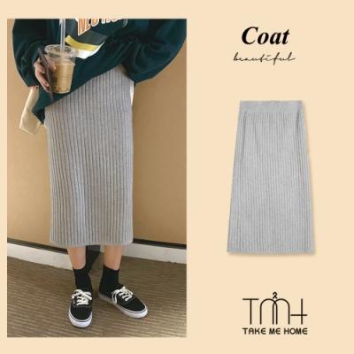 TMH-韓國針織及膝裙-2色