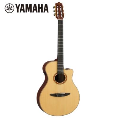 YAMAHA NTX3 全單板電古典吉他 原木色款