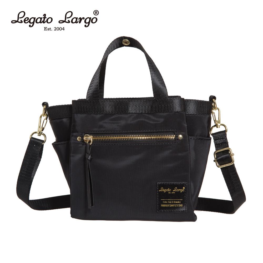 Legato Largo 兩用側背包-迷你-黑 LT-F1054BK