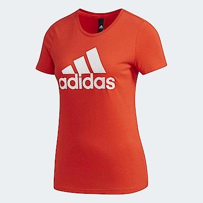 adidas T恤 Foil T-Shirt Logo 女款