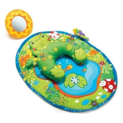 Tiny Love 小小運動場系列-青蛙遊艇遊樂毯