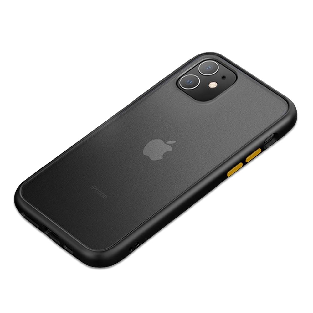 IN7 膚感系列 iPhone 11 (6.1吋)半透明磨砂款手機保護殼