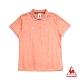 法國公雞牌短袖POLO衫 LYH2215462-女-粉橘 product thumbnail 1