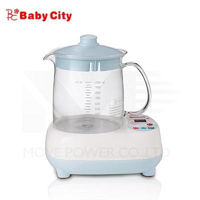 娃娃城BabyCity -微電腦三合一調乳器/溫奶器 @ Y!購物
