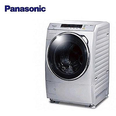 Panasonic國際牌 14KG 變頻滾筒洗衣機 NA-V158DW 銀色