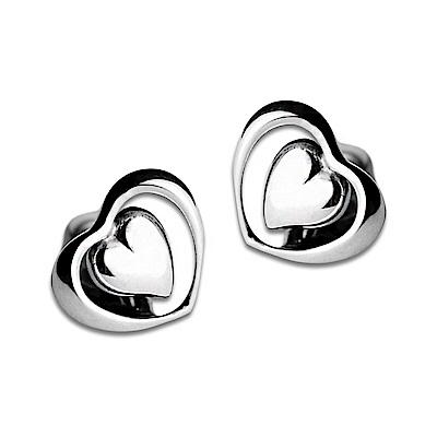 Georg Jensen 喬治傑生 2005年度設計師夾式耳環
