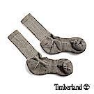 Timberland 男款灰褐色吸汗環保羊毛半筒襪 SW129