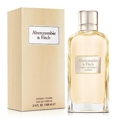 Abercrombie & Fitch 光芒女性淡香精100ml