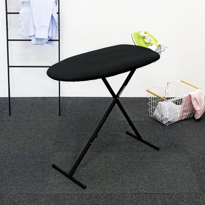 日本【YAMAZAKI】圓弧立地式燙衣板(黑)★日本百年品牌★直立式燙衣板