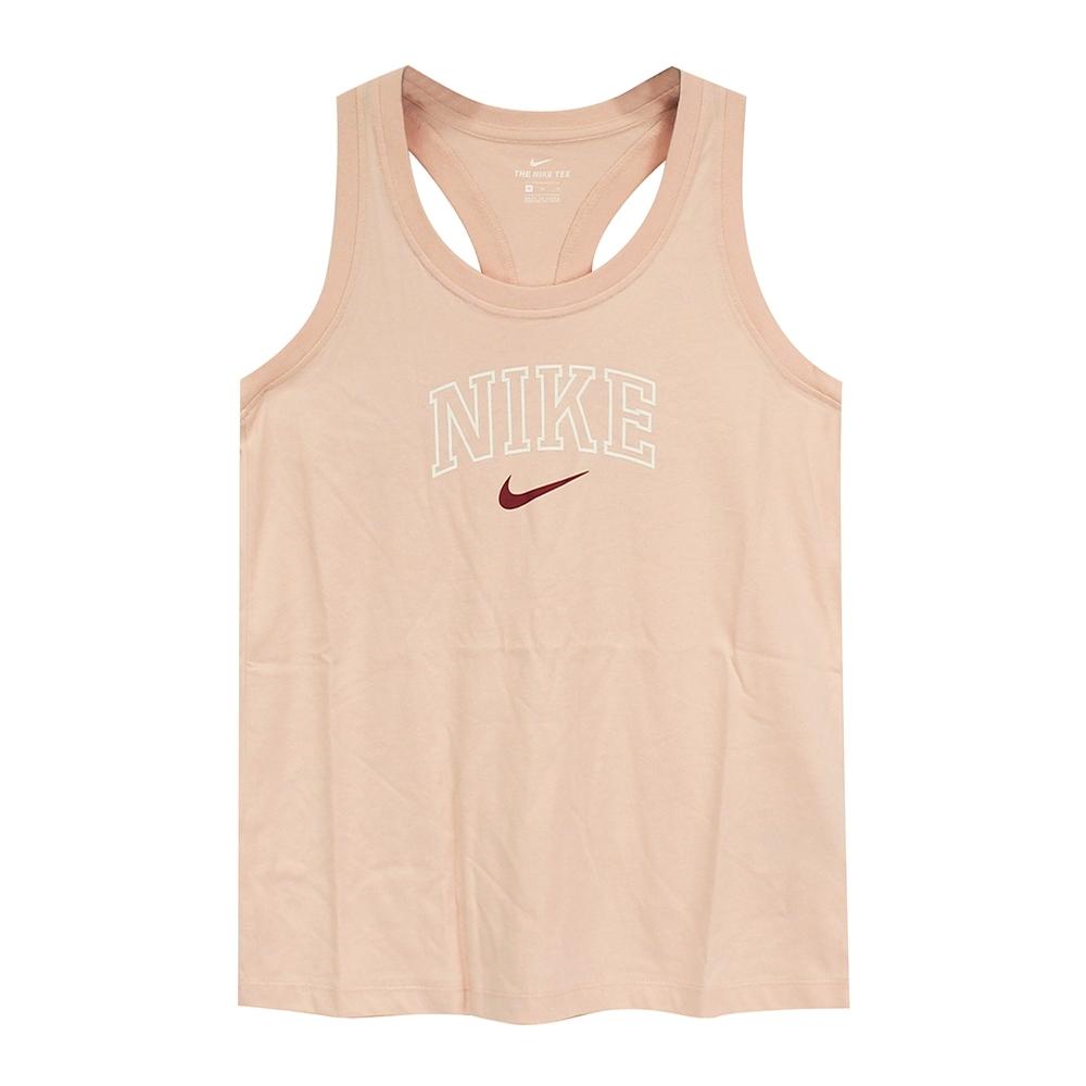 Nike 女 AS W NSW TANK VARSITY BLOCK 背心(基本款)