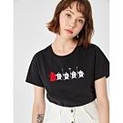 CACO-MIT 紅心皇后撲克牌T-情侶款-女【TDI141】