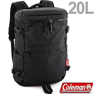 Coleman CM-34332黑沙 Quadra 20L後背包/休閒背包