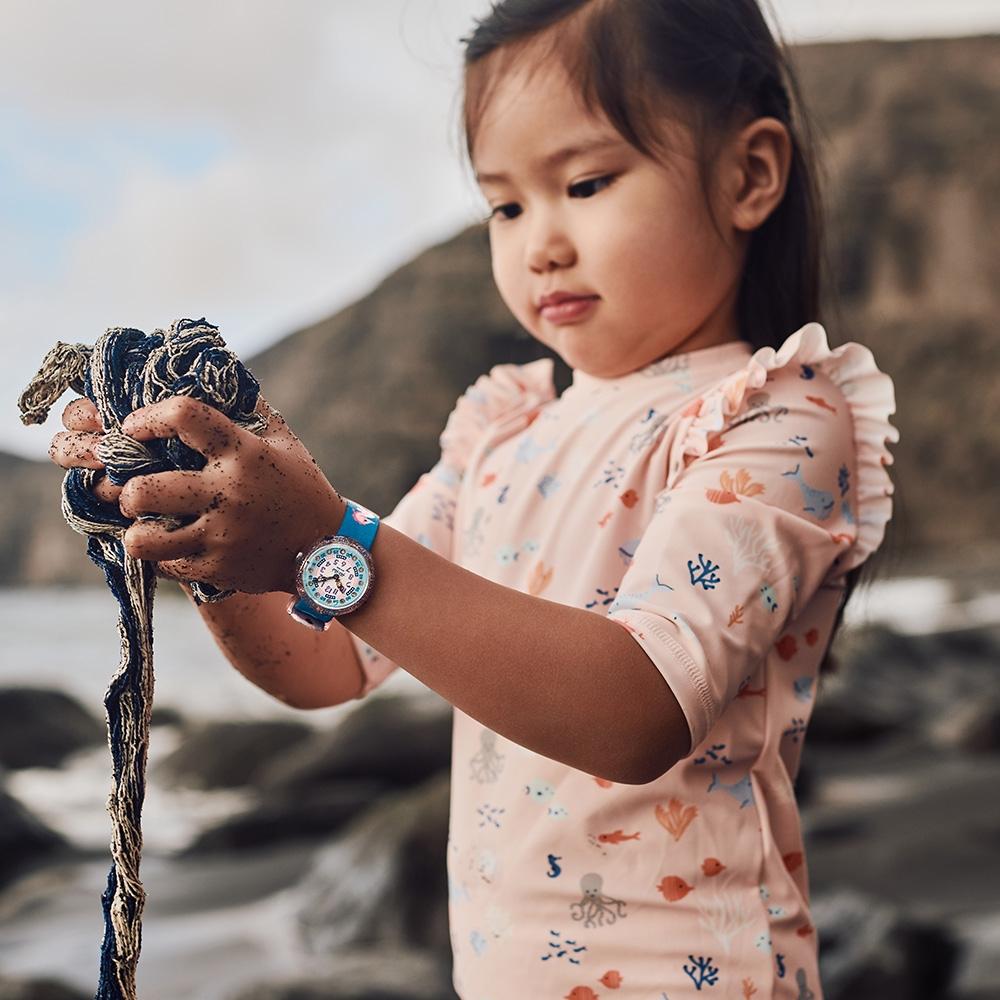 FLIKFLAK 兒童錶CAVALLUCCIO(31.85mm)