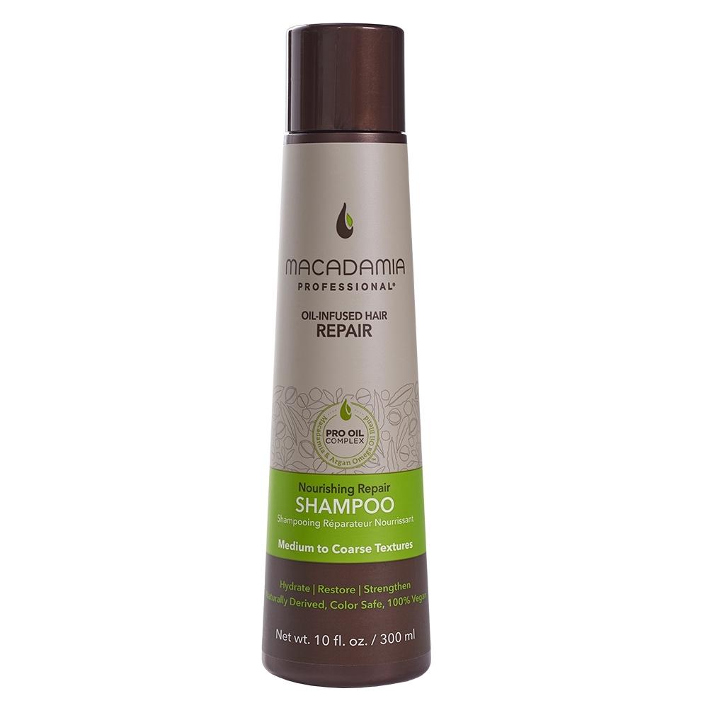 Macadamia Professional 瑪卡奇蹟油 潤澤髮浴 300ml (新包裝)