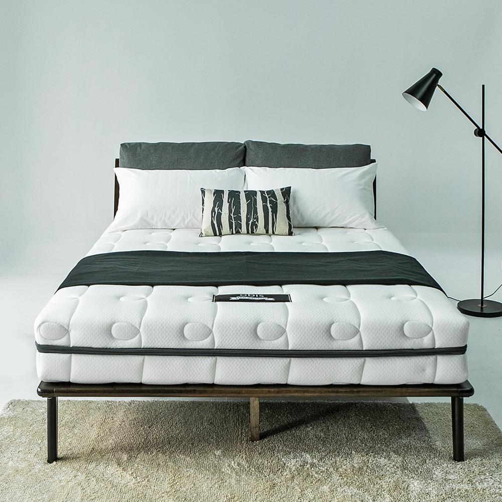 obis Deta全拆式雙人加大6尺獨立筒床墊(25cm)
