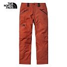 The North Face北面男款紅色防水衝鋒褲|3M3RBDN