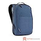 STM Myth 18L Backpack 15吋 防潑水緊緻筆電後背包 (石板藍)