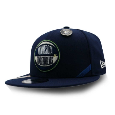 New Era 950 NBA DRAFT 棒球帽 灰狼隊