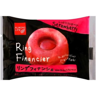 井桁堂 草莓醬甜圈(30g)