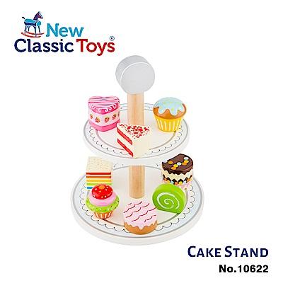 荷蘭New Classic Toys 英式公主下午茶蛋糕組 - 10622