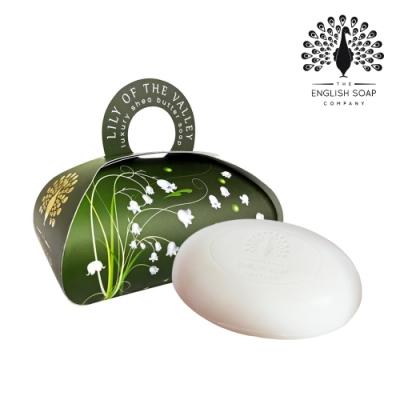 The English Soap Company 乳木果油植萃香氛皂-山百合 Lily of the Valley 260g