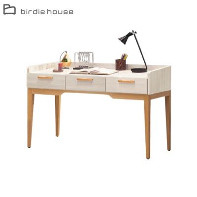 柏蒂家居-美莎4尺三抽書桌/工作桌-120x60x82cm